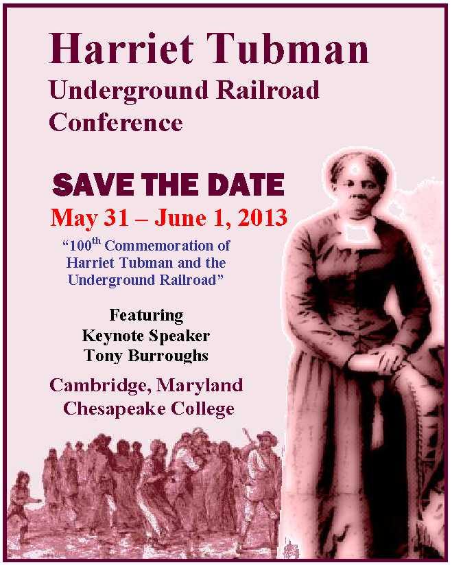 harriet tubman and underground railroad