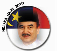 Ketua Menteri Melaka