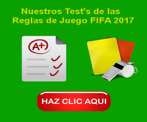 Test's Reglas de Juego FIFA