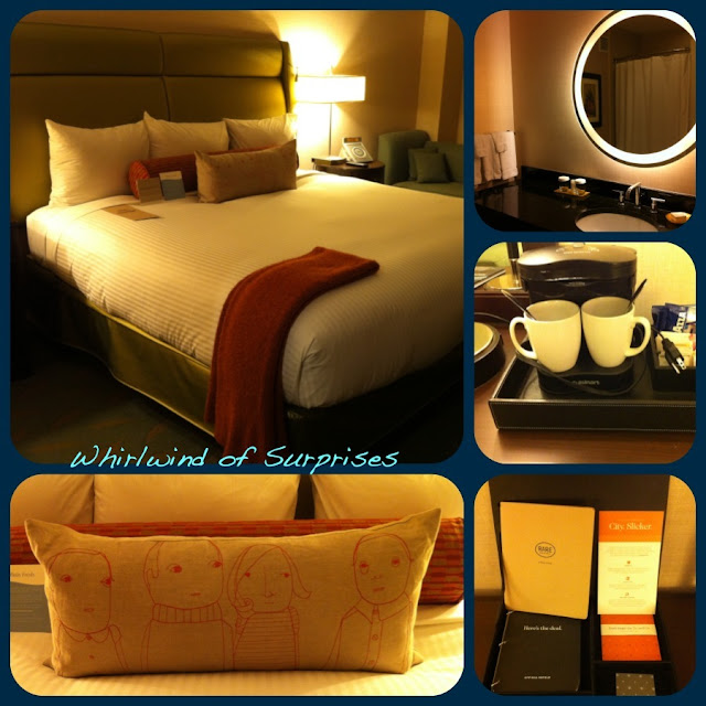 Affinia Shelburne NYC hotel review