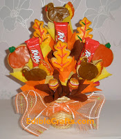 http://ediblecraftsonline.com/cookie_bouquets/project_4/index.htm