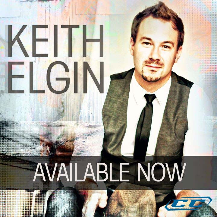 Keith Elgin - Keith Elgin EP 2011 English Christian Album