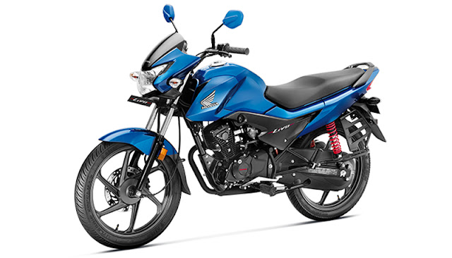 honda livo 110cc bike