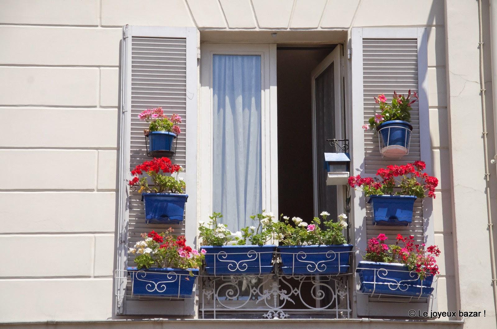 Paris - Montmartre - rue d'Orchamp