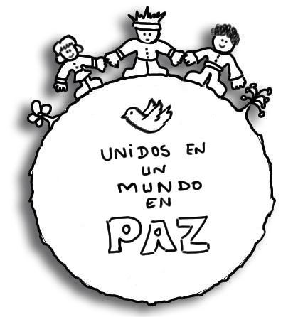 Mi Mundo Infantil: DIBUJOS Y CARTELES DÍA DE LA PAZ
