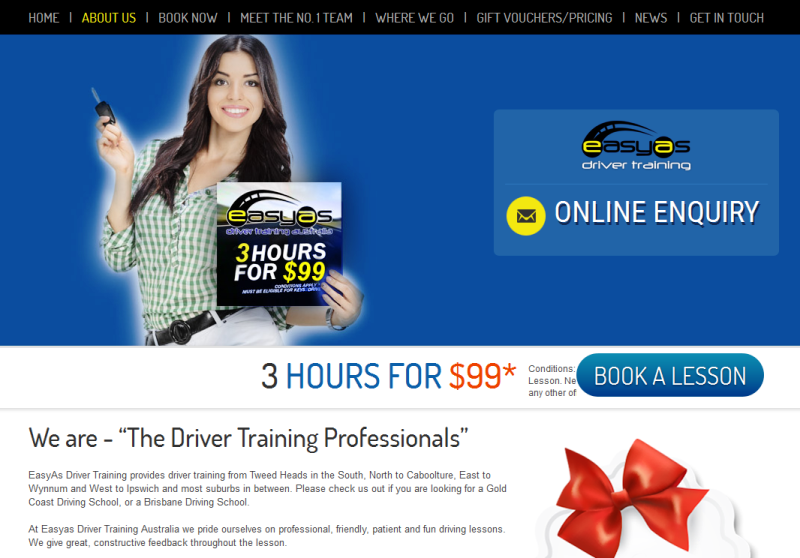 reputable driving school in Queensland