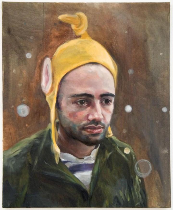 Juliano Caldeira. Бразильский художник