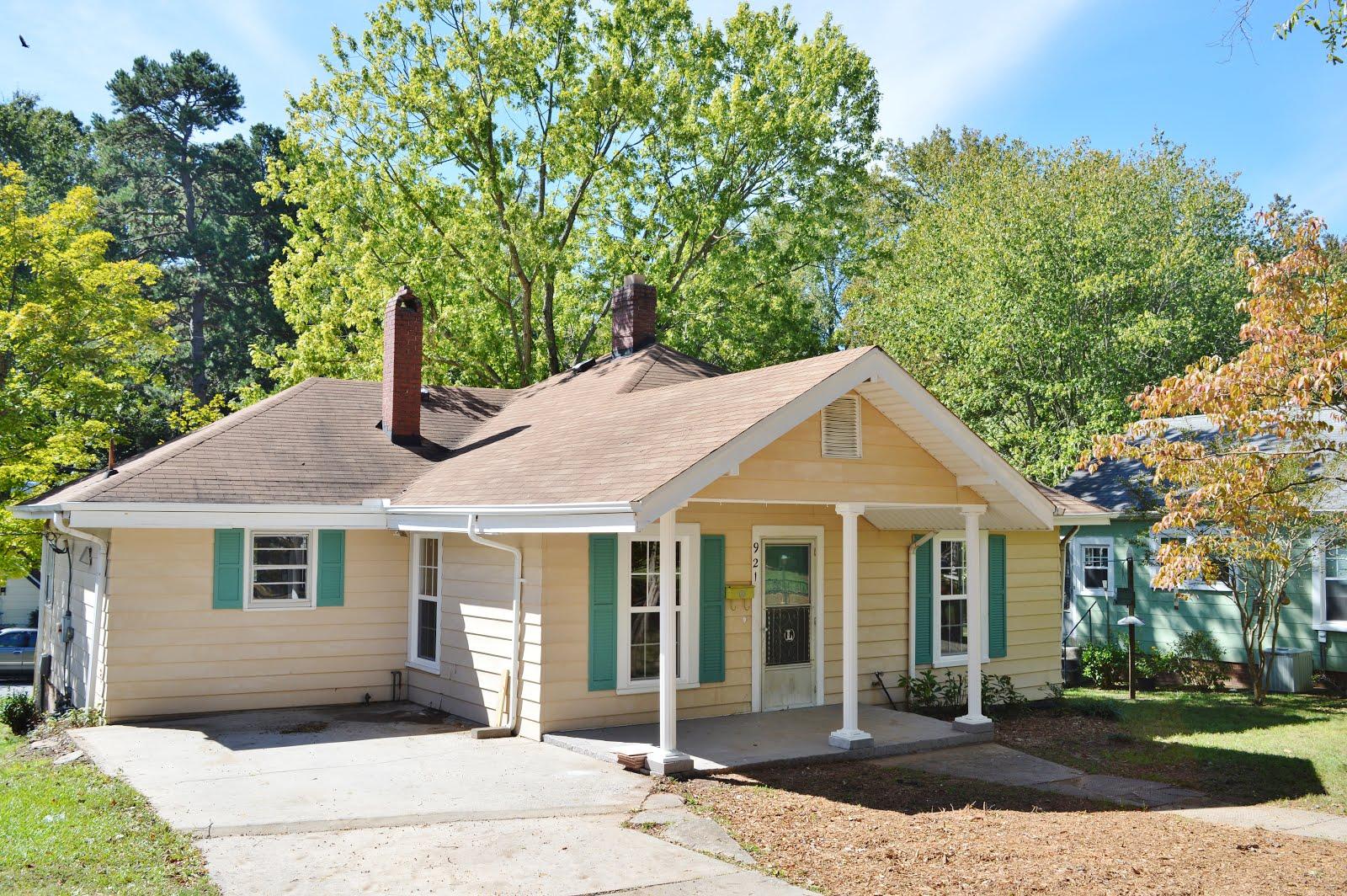 921 Lincolnton Road, Salisbury NC ~ $79,900