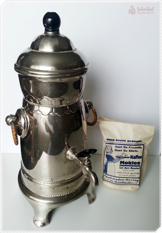 erinnerungen aus dem alltag aeg perkolator kaffeemaschine. Black Bedroom Furniture Sets. Home Design Ideas