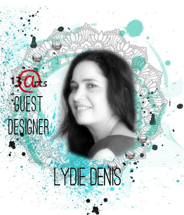 Guest Designer 13 Arts