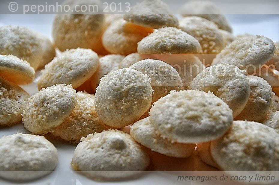 Baño Sencillo De Limon:pizca de sal puede favorecer el montaje de las claras
