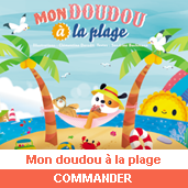 Mon doudou  la plage