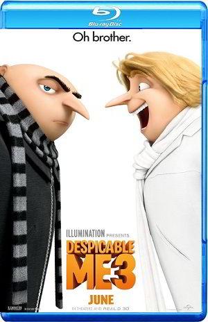 Despicable Me 3 WEB-DL 720p 1080p
