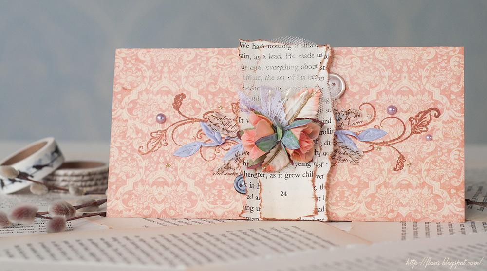 скрапбукинг винтаж, graphic 45 romantic collection,
