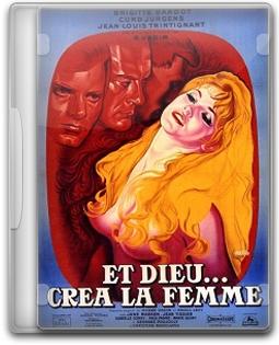 Download E Deus Criou a Mulher - DVDRip Legendado (1956)