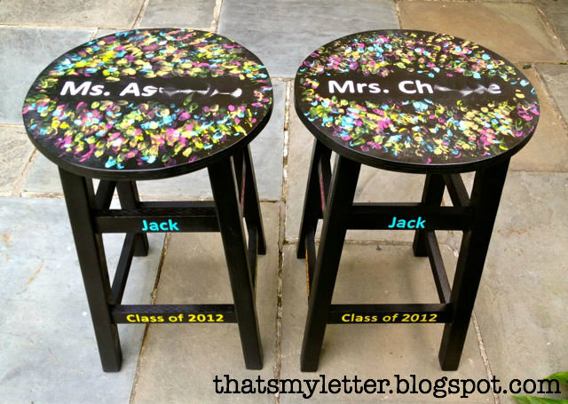 That S My Letter Quot S Quot Is For Stools 2