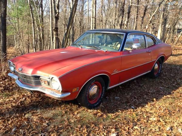 1972 Mercury Comet for Sale - Buy American Muscle Car