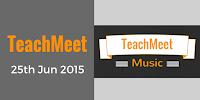 teachmeet music - 25th june 2015 - teacher and musician