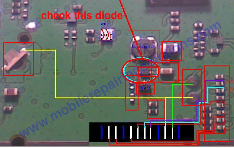 nokia 1616 display light ways problem this post holds nokia 1616