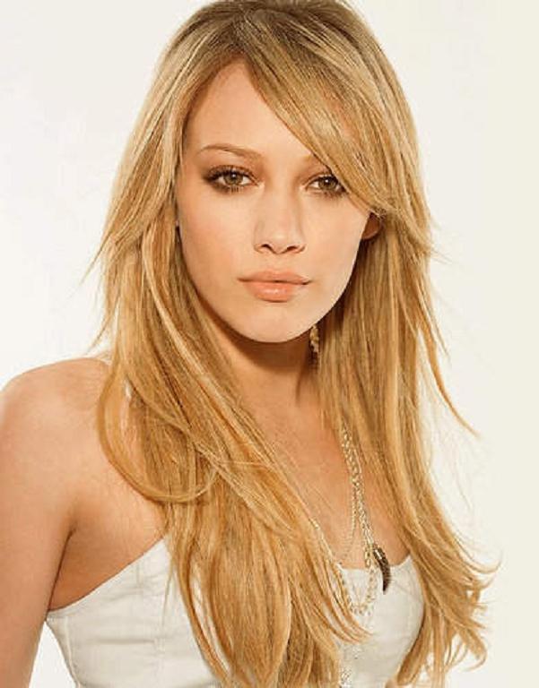Corte de cabello frances largo