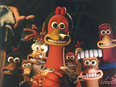 Chicken run movie essay