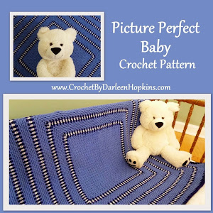 Picture Perfect Baby Blanket