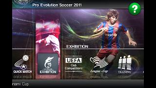 game PES 2011 Symbian^3