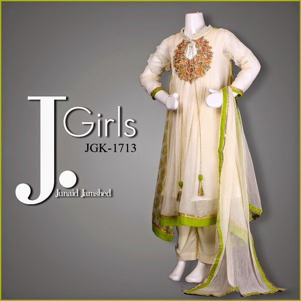 Girl's Eid Dress Collection [NEW ARRIVALS]