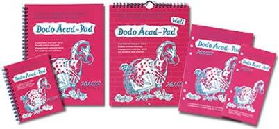 Dodo Acad Pad from Dodo Pad