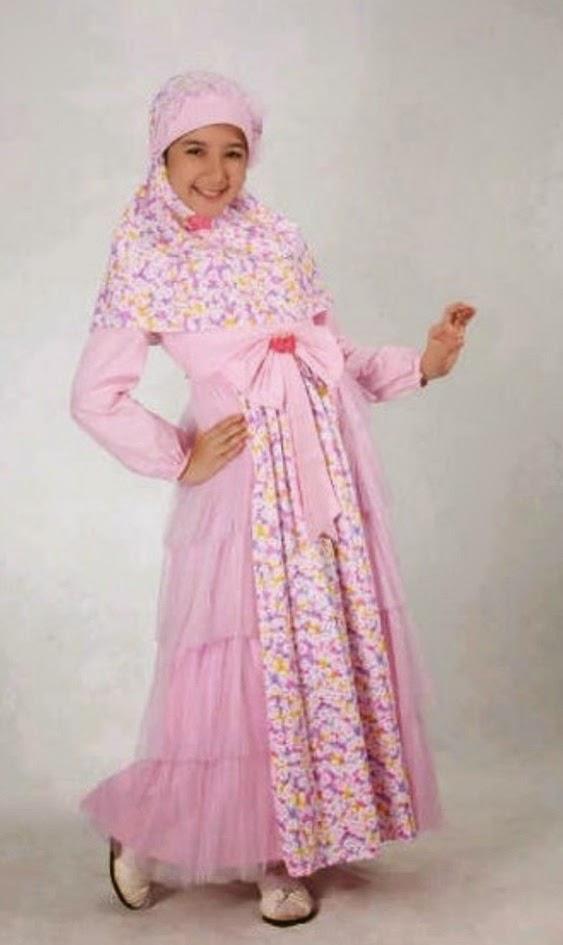 baju muslimah anak terbaru