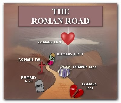 photograph relating to Romans Road Bookmark Printable titled Monroe Bible Quiz Workers: In opposition to THE QUIZ Fulfill: The Romans Street