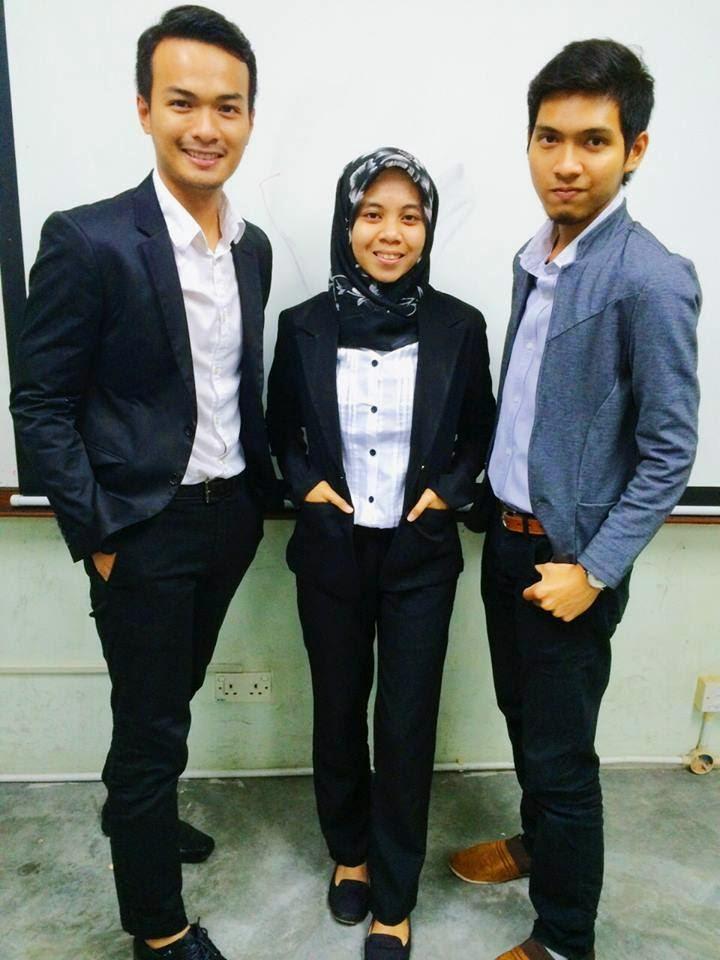Shahril & Sheril & Aqashah