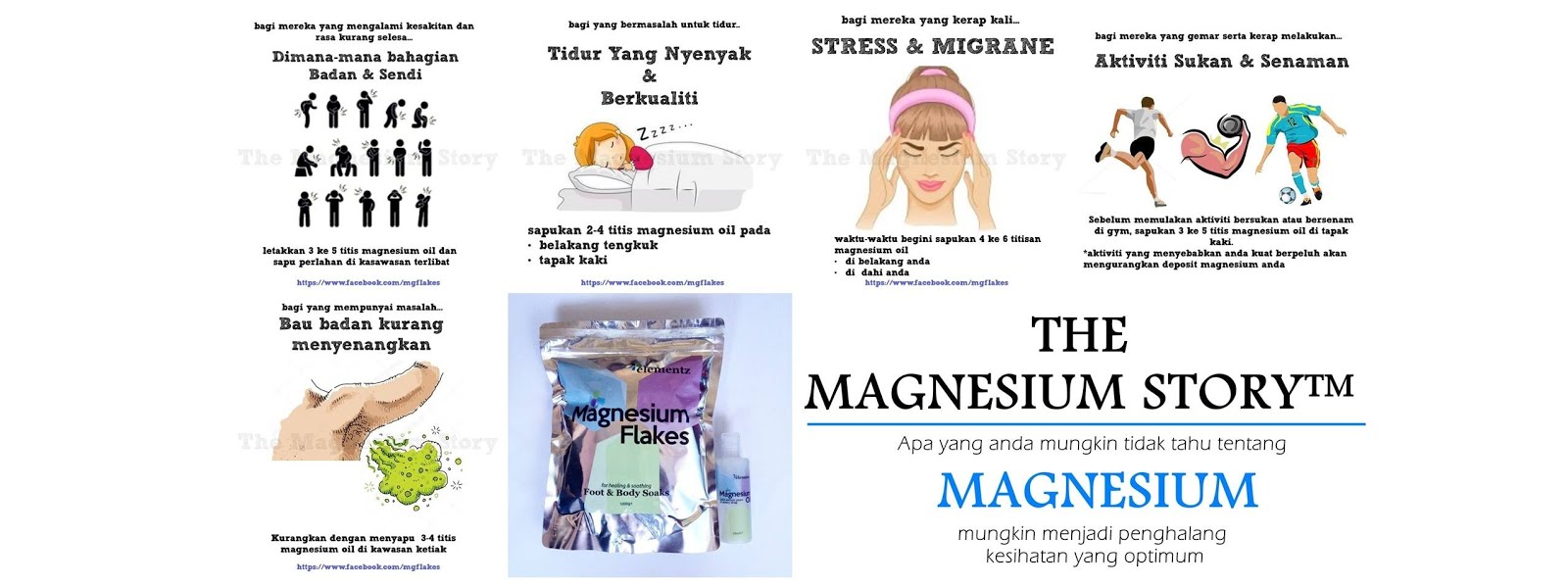 The Magnesium Story