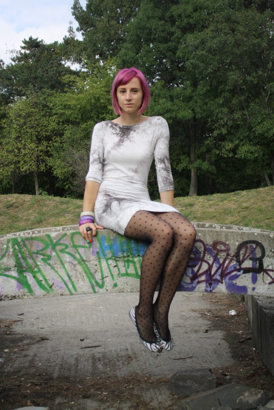 pantyhose pics Punk