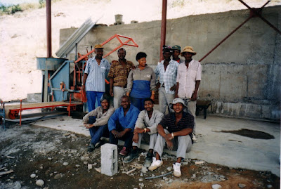 Doubell Hyperstat brickyard workers