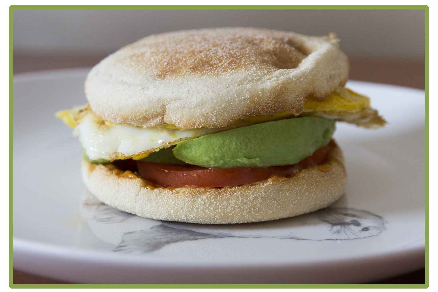 Egg, avocado, and tomato might just be the best combination of things ...