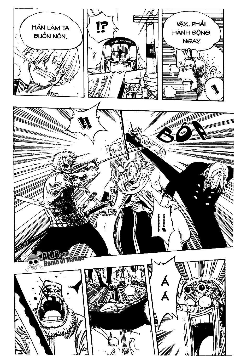 Đảo Hải Tặc chap 200 - Trang 3