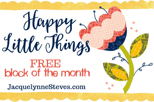 Jacquelynne Steves - Happy Little Things