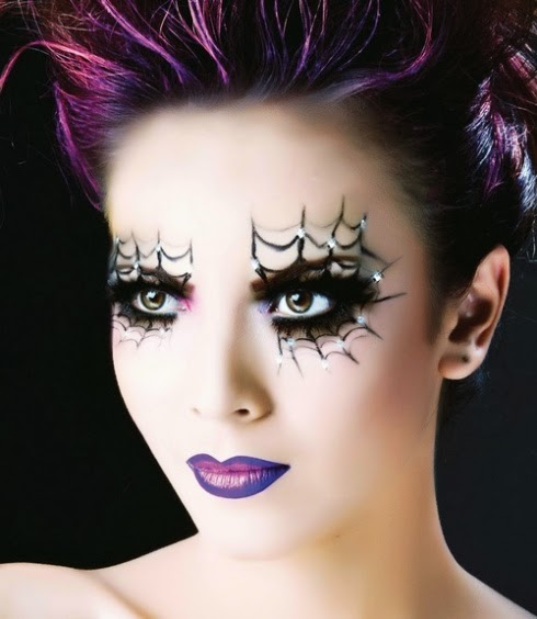Ideas &amp Products: Amazing Halloween Makeup Inspiration - Amazing Halloween Makeup Ideas