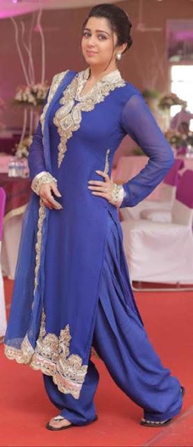 Desi Sardarni Look, Gorgeous Sardarni Charmi kaur,
