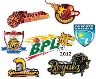 BPL T20 2012