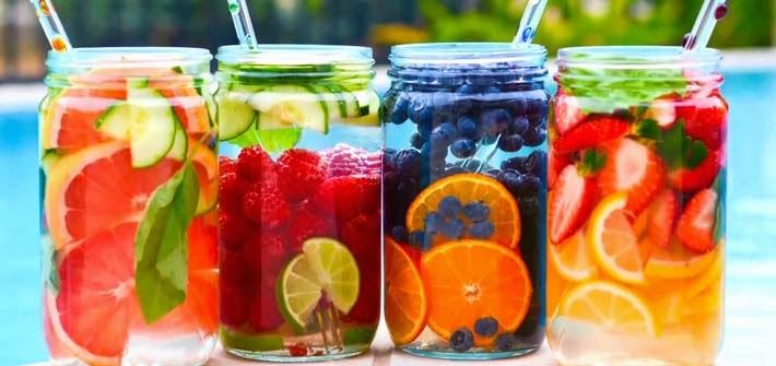 Infused Water dan Manfaatnya Bagi Kesehatan