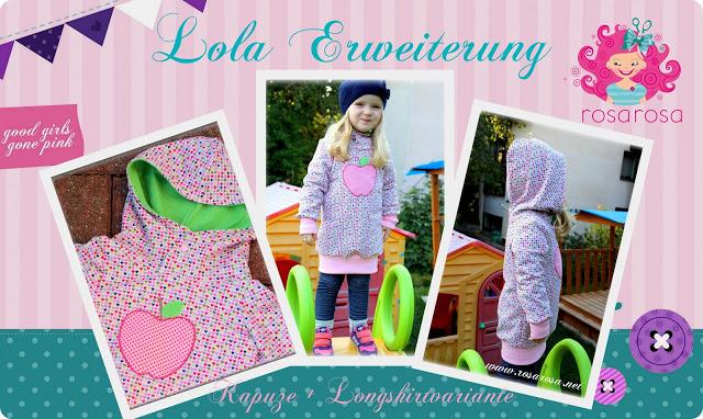Lola Erweiterung Freebook