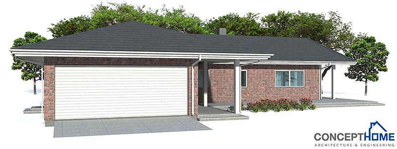 Affordable Modern House Plans Affordable Home Plans Affordable Home Plan Ch177