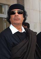 Muammar Abu Minyar al-Gaddafi (in Dimashq, Syria)