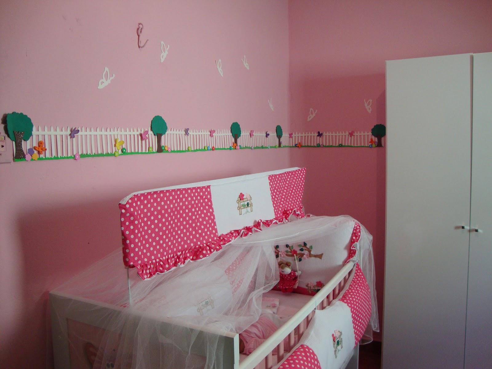 Marília EVARTES: Decoração de quarto de bebê