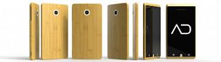 adzero,ponsel dari bambu,smartphone dari bambu,ponsel ramah lingkungan,spesifikasi adzero