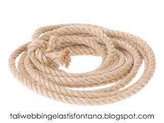 tali webbing untuk tali kapal dan tali tambang