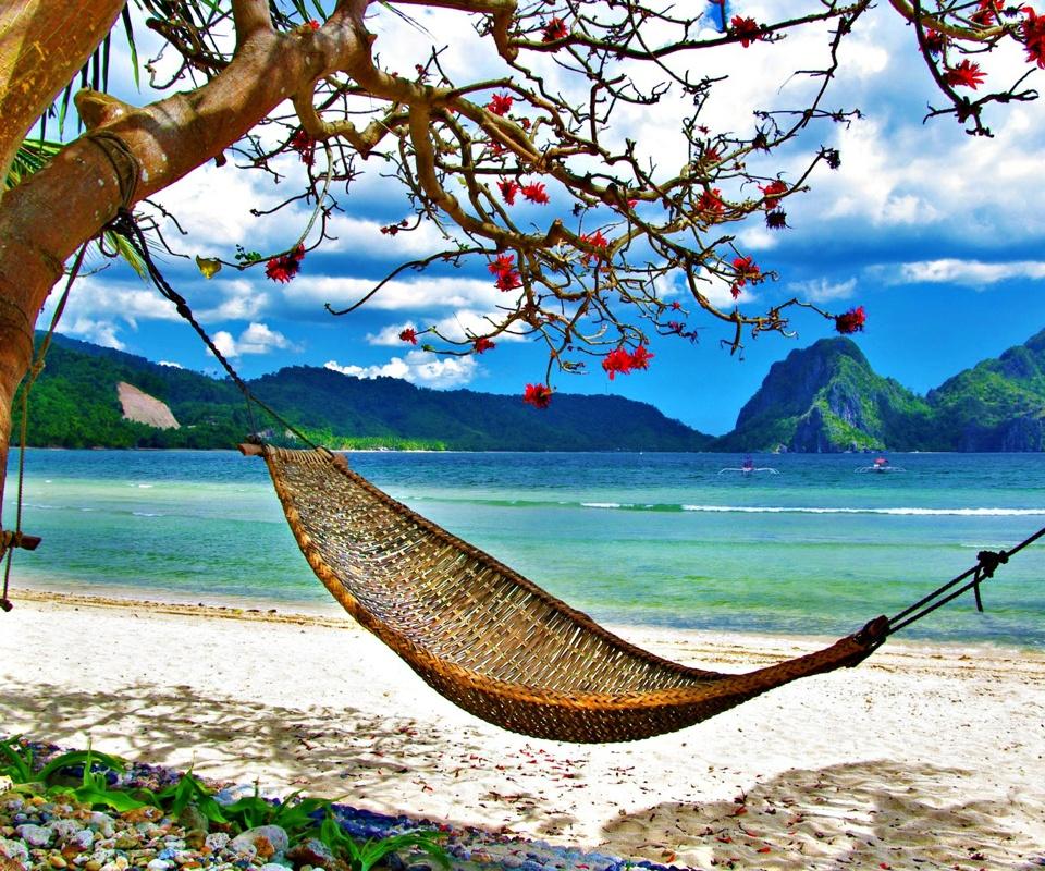 Las fotos mas alucinantes hamaca en la playa - Hamacas de playa ...