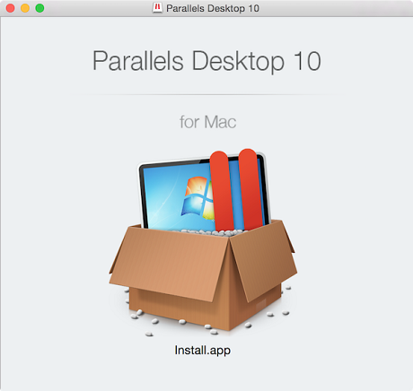 Parallels Windows 10 Mac Yosemite